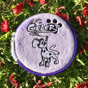 Accessories - Neopets SPOTTED GELERT plush CD Case
